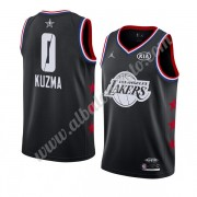 Camisetas NBA Baratas Los Angeles Lakers 2019 Kyle Kuzma 0# Negro All Star Game Swingman..